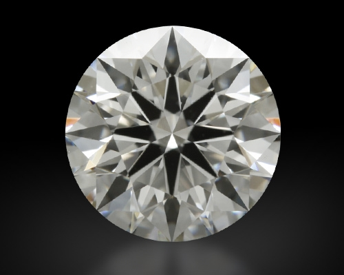 1.206 ct G VS1 A CUT ABOVE® Hearts and Arrows Super Ideal Round Cut Loose Diamond