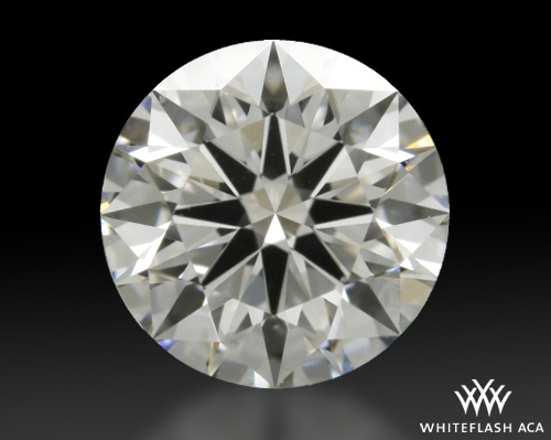 0.82 ct D SI1 A CUT ABOVE® Hearts and Arrows Super Ideal Round Cut Loose Diamond