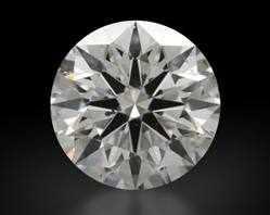 0.794 ct D SI1 A CUT ABOVE® Hearts and Arrows Super Ideal Round Cut Loose Diamond