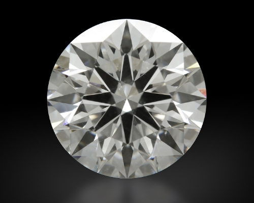 2.336 ct G VS2 A CUT ABOVE® Hearts and Arrows Super Ideal Round Cut Loose Diamond