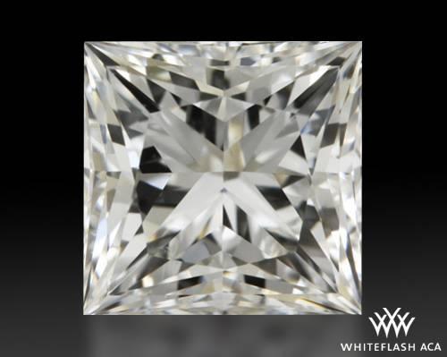 0.778 ct F VVS2 A CUT ABOVE® Princess Super Ideal Cut Diamond