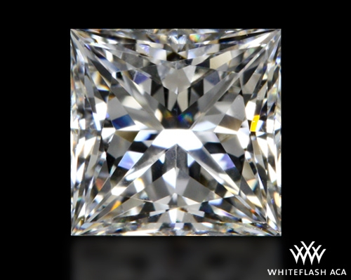 1.025 ct G VS2 A CUT ABOVE® Princess Super Ideal Cut Diamond