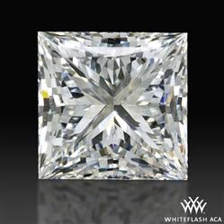 1.585 ct I VS2 A CUT ABOVE® Princess Super Ideal Cut Diamond