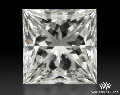 0.798 ct G VS2 A CUT ABOVE® Princess Super Ideal Cut Diamond