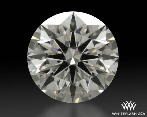 1.011 ct H VS1 A CUT ABOVE® Hearts and Arrows Super Ideal Round Cut Loose Diamond