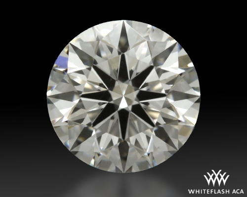 1.018 ct H VS2 A CUT ABOVE® Hearts and Arrows Super Ideal Round Cut Loose Diamond