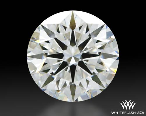 1.172 ct H VS1 A CUT ABOVE® Hearts and Arrows Super Ideal Round Cut Loose Diamond