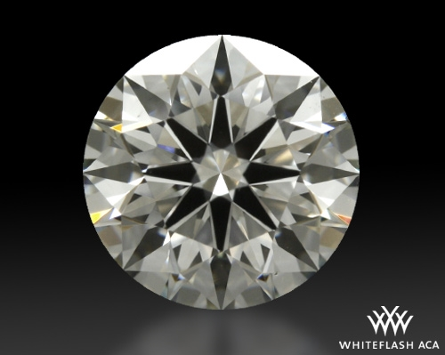 1.065 ct I VS2 A CUT ABOVE® Hearts and Arrows Super Ideal Round Cut Loose Diamond
