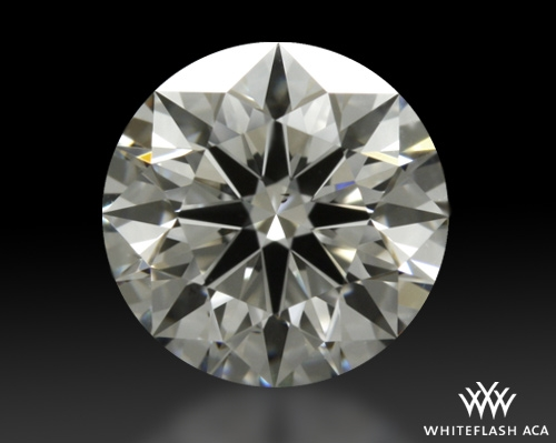 1.005 ct H VS2 A CUT ABOVE® Hearts and Arrows Super Ideal Round Cut Loose Diamond