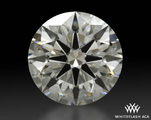 1.016 ct F VS1 A CUT ABOVE® Hearts and Arrows Super Ideal Round Cut Loose Diamond