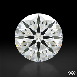 1.018 ct G VVS2 A CUT ABOVE® Hearts and Arrows Super Ideal Round Cut Loose Diamond