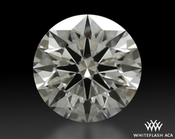 0.711 ct G VS1 A CUT ABOVE® Hearts and Arrows Super Ideal Round Cut Loose Diamond