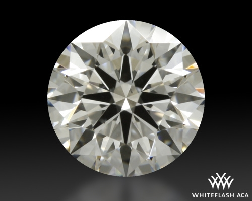 0.73 ct I SI1 A CUT ABOVE® Hearts and Arrows Super Ideal Round Cut Loose Diamond