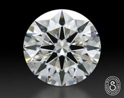 0.624 ct D VS1 Expert Selection Round Cut Loose Diamond