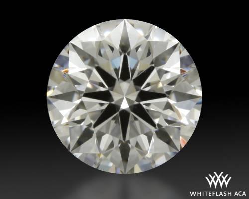 0.662 ct E VS1 A CUT ABOVE® Hearts and Arrows Super Ideal Round Cut Loose Diamond