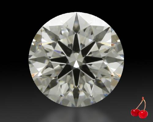 0.308 ct H SI1 Expert Selection Round Cut Loose Diamond