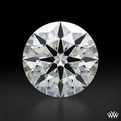 0.304 ct D VS2 A CUT ABOVE® Hearts and Arrows Super Ideal Round Cut Loose Diamond