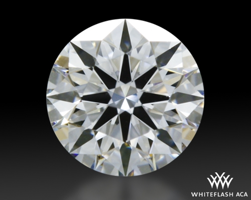 0.333 ct E VS1 A CUT ABOVE® Hearts and Arrows Super Ideal Round Cut Loose Diamond