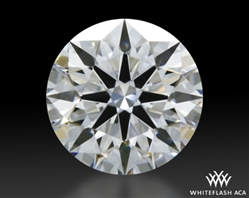 0.333 ct E VS1 A CUT ABOVE® Hearts and Arrows Super Ideal Round Cut Loose Diamond