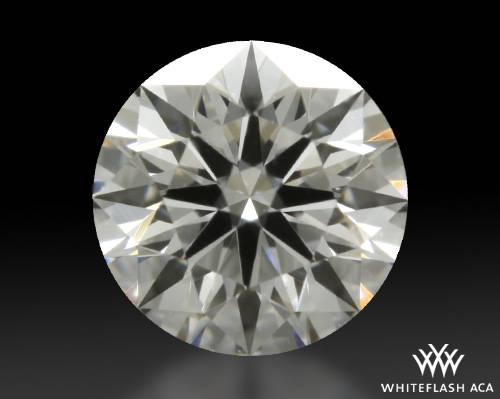 0.322 ct D VVS1 A CUT ABOVE® Hearts and Arrows Super Ideal Round Cut Loose Diamond