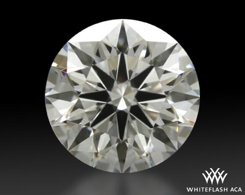 0.823 ct E VS1 A CUT ABOVE® Hearts and Arrows Super Ideal Round Cut Loose Diamond