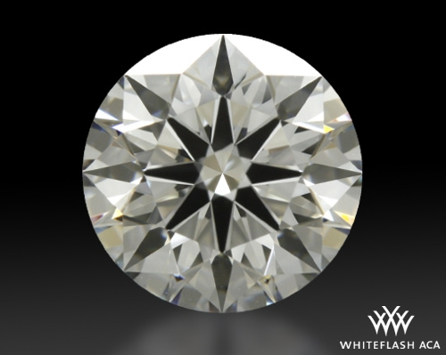 0.832 ct F VVS2 A CUT ABOVE® Hearts and Arrows Super Ideal Round Cut Loose Diamond