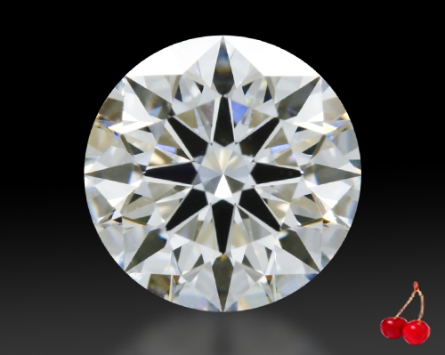 0.812 ct F VVS2 Expert Selection Round Cut Loose Diamond