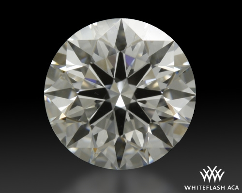 0.804 ct F VVS2 A CUT ABOVE® Hearts and Arrows Super Ideal Round Cut Loose Diamond
