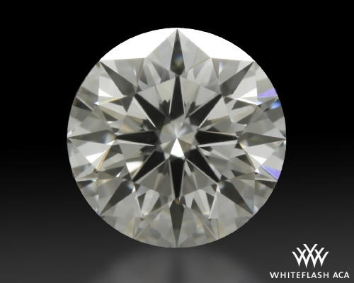 0.81 ct F VS2 A CUT ABOVE® Hearts and Arrows Super Ideal Round Cut Loose Diamond