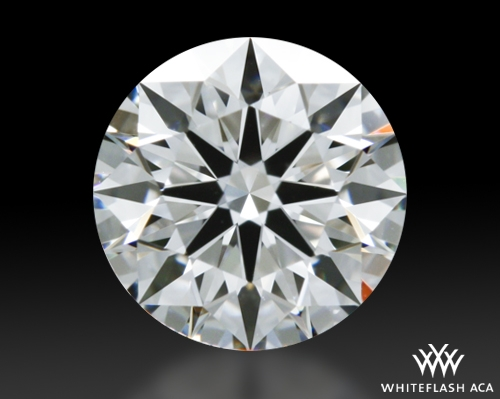 0.802 ct G VVS2 A CUT ABOVE® Hearts and Arrows Super Ideal Round Cut Loose Diamond