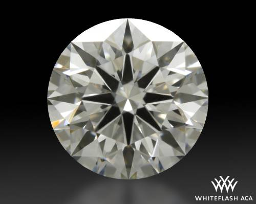 0.802 ct F VS1 A CUT ABOVE® Hearts and Arrows Super Ideal Round Cut Loose Diamond