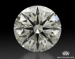 0.903 ct G VVS2 A CUT ABOVE® Hearts and Arrows Super Ideal Round Cut Loose Diamond