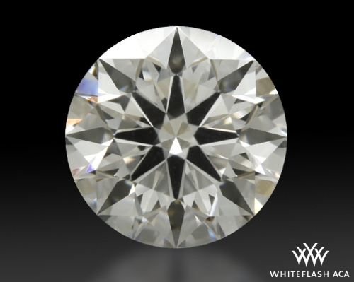 0.927 ct G VS2 A CUT ABOVE® Hearts and Arrows Super Ideal Round Cut Loose Diamond