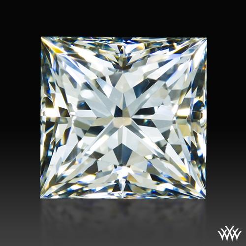 0.967 ct G VS1 A CUT ABOVE® Princess Super Ideal Cut Diamond