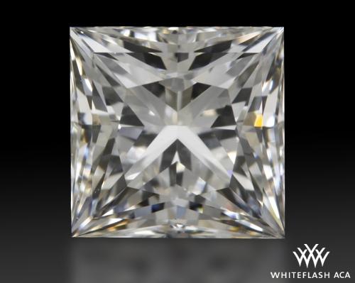 1.023 ct I VVS1 A CUT ABOVE® Princess Super Ideal Cut Diamond