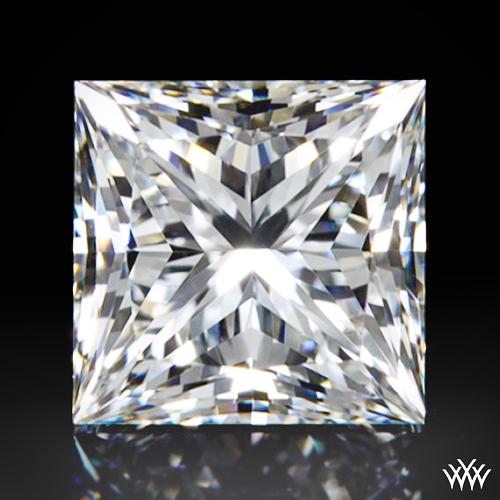0.731 ct G VVS2 A CUT ABOVE® Princess Super Ideal Cut Diamond