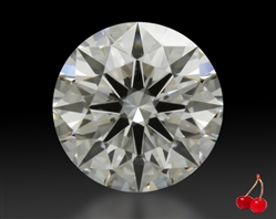 0.662 ct F VS1 Expert Selection Round Cut Loose Diamond