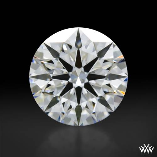 0.308 ct D VS1 A CUT ABOVE® Hearts and Arrows Super Ideal Round Cut Loose Diamond