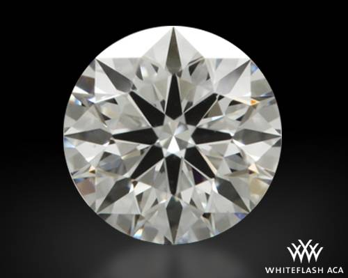 0.314 ct D VS1 A CUT ABOVE® Hearts and Arrows Super Ideal Round Cut Loose Diamond