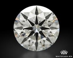 0.313 ct E VS1 A CUT ABOVE® Hearts and Arrows Super Ideal Round Cut Loose Diamond