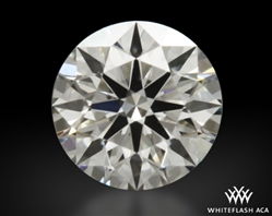 0.313 ct H VS2 A CUT ABOVE® Hearts and Arrows Super Ideal Round Cut Loose Diamond