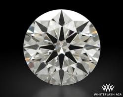 0.51 ct E VS1 A CUT ABOVE® Hearts and Arrows Super Ideal Round Cut Loose Diamond