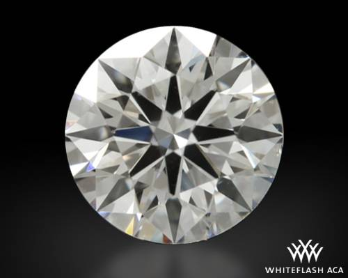 1.015 ct E VS2 A CUT ABOVE® Hearts and Arrows Super Ideal Round Cut Loose Diamond
