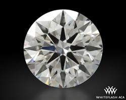 1.015 ct E VS2 A CUT ABOVE® Hearts and Arrows Super Ideal Round Cut Loose Diamond