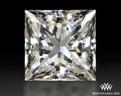 1.047 ct G VS2 A CUT ABOVE® Princess Super Ideal Cut Diamond