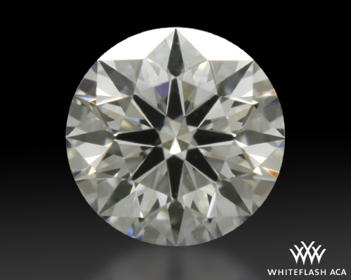 0.334 ct G VS2 A CUT ABOVE® Hearts and Arrows Super Ideal Round Cut Loose Diamond