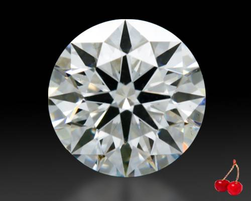 0.406 ct F SI1 Expert Selection Round Cut Loose Diamond