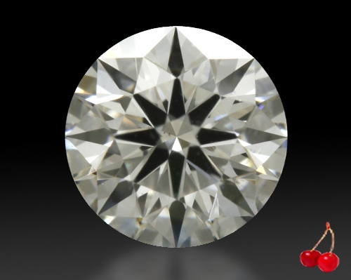 0.414 ct I SI1 Expert Selection Round Cut Loose Diamond