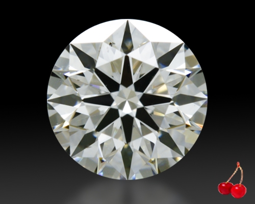 0.514 ct H SI1 Expert Selection Round Cut Loose Diamond