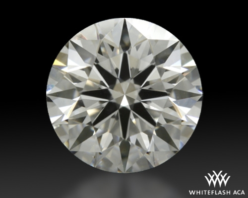 0.563 ct E VS1 A CUT ABOVE® Hearts and Arrows Super Ideal Round Cut Loose Diamond